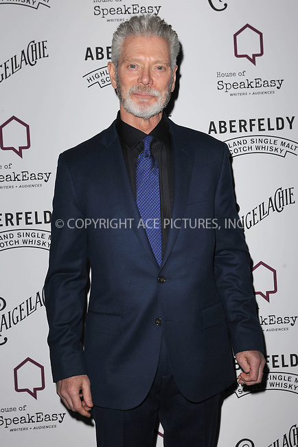WWW.ACEPIXS.COM<br /> January 28, 2015 New York City<br /> <br /> Stephen Lang attending the 2015 House Of SpeakEasy Gala at City Winery on January 28, 2015 in New York City.<br /> <br /> Please byline: Kristin Callahan/AcePictures<br /> <br /> ACEPIXS.COM<br /> <br /> Tel: (646) 769 0430<br /> e-mail: info@acepixs.com<br /> web: http://www.acepixs.com