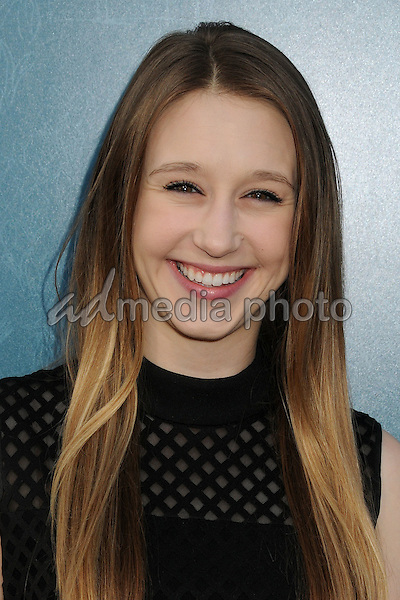 """3 June 2015 - West Hollywood, California - Taissa Farmiga. """"Me And Earl And The Dying Girl"""" Los Angeles Premiere held at the Harmony Gold Theatre. Photo Credit: Byron Purvis/AdMedia"""