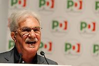 NAPOLI 15/06/2012 CONFERENZA NAZIONALE PER IL LAVORO DEL PARTITO DEMOCRATICO.NELLA FOTO RAFFAELE BONANNI.FOTO CIRO DE LUCA.