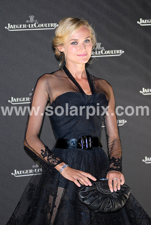 **ALL ROUND PICTURES FROM SOLARPIX.COM**.**SYNDICATION RIGHTS FOR UK AND SPAIN ONLY**.actress Diane Kruger in a dress with handbag from Dior.Jaeger le Coultre Gala Dinner at the 65th Venice Film Festival in Venice in Italy. ..JOB REF:7168-CPR/Hans Heinz        DATE:31_08_08.**MUST CREDIT SOLARPIX.COM OR DOUBLE FEE WILL BE CHARGED* *UNDER NO CIRCUMSTANCES IS THIS IMAGE TO BE REPRODUCED FOR ANY ONLINE EDITION WITHOUT PRIOR PERMISSION*