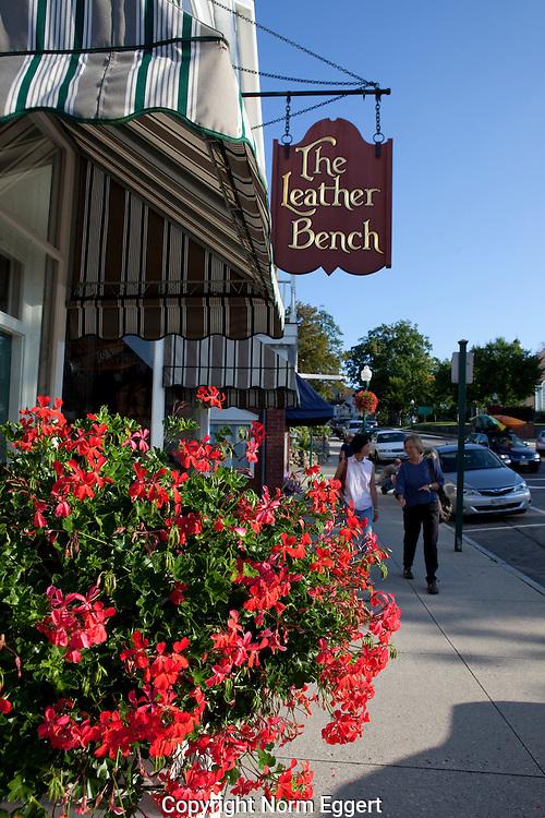 Camden's Main Street - Boynton, McKay Reastaurant