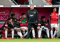 Doncaster Rovers manager Grant McCann cuts a frustrated figure<br /> <br /> Photographer David Shipman/CameraSport<br /> <br /> The EFL Sky Bet League One - Doncaster Rovers v Fleetwood Town - Saturday 6th October 2018 - Keepmoat Stadium - Doncaster<br /> <br /> World Copyright © 2018 CameraSport. All rights reserved. 43 Linden Ave. Countesthorpe. Leicester. England. LE8 5PG - Tel: +44 (0) 116 277 4147 - admin@camerasport.com - www.camerasport.com