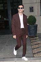 Rami Malek Seen In New York City