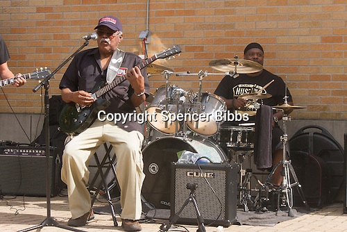 The 2016 George Franklin Memorial Summer Sunday Concert Series began Sunday afternoon with a performance by Vance Kelly. The series will resume every Sunday with nine more performances. The next performance will be reggae / soul performer Koku Gonza on July 17th.<br /> <br /> Please 'Like' &quot;Spencer Bibbs Photography&quot; on Facebook.<br /> <br /> All rights to this photo are owned by Spencer Bibbs of Spencer Bibbs Photography and may only be used in any way shape or form, whole or in part with written permission by the owner of the photo, Spencer Bibbs.<br /> <br /> For all of your photography needs, please contact Spencer Bibbs at 773-895-4744. I can also be reached in the following ways:<br /> <br /> Website &ndash; www.spbdigitalconcepts.photoshelter.com<br /> <br /> Text - Text &ldquo;Spencer Bibbs&rdquo; to 72727<br /> <br /> Email &ndash; spencerbibbsphotography@yahoo.com