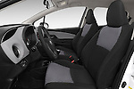 Front seat view of a 2015 Toyota YARIS Dynamic 5 Door Hatchback 2WD Front Seat car photos