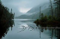 Lake Colden, High Peaks Wilderness Area, Adirondack Forest Preserve, New York