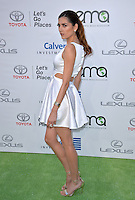 BURBANK, CA. October 22, 2016: Blanca Blanco at the 26th Annual Environmental Media Awards at Warner Bros. Studios, Burbank.<br /> Picture: Paul Smith/Featureflash/SilverHub 0208 004 5359/ 07711 972644 Editors@silverhubmedia.com