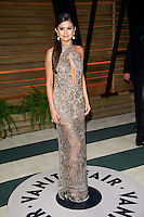 Selena Gomez arriving for the 2014 Vanity Fair Oscars Party, Los Angeles. 02/03/2014 Picture by: James McCauley/Featureflash