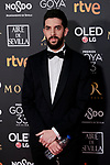 David Broncano attends to 33rd Goya Awards at Fibes - Conference and Exhibition  in Seville, Spain. February 02, 2019. (ALTERPHOTOS/A. Perez Meca)