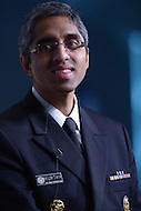 Washington, DC - February 25, 2016: U.S. Surgeon General Dr. Vivek Murthy discusses the nation's public health system and it's impact on youth at the Newseum in the District of Columbia, February 25, 2016.  (Photo by Don Baxter/Media Images International)