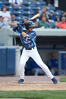 Dylan Rosa (24) of the West Michigan Whitecaps at bat against the South Bend Cubs at Fifth Third Ballpark on June 10, 2018 in Comstock Park, Michigan. The Cubs defeated the Whitecaps 5-4.  (Brian Westerholt/Four Seam Images)