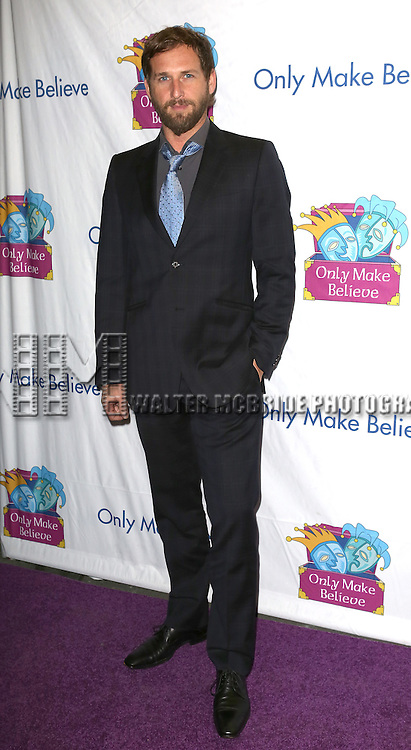 Josh Lucas attends the 14th Annual 'Only Make Believe' Gala at the Bernard B. Jacobs Theatre on November 4, 2013  in New York City.