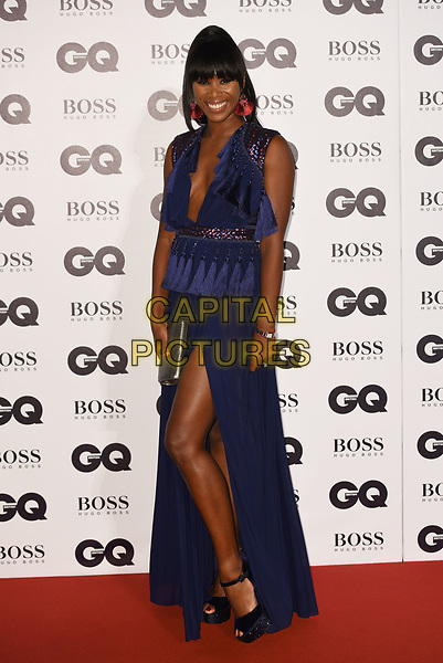 LONDON, ENGLAND - SEPTEMBER 05: Aicha Mckenzie attends the GQ Men Of The Year Awards at Tate Modern on September 5, 2017 in London, England. <br /> CAP/PL<br /> &copy;Phil Loftus/Capital Pictures