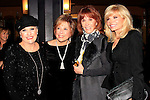 LOS ANGELES - DEC 4: Lorna Luft, Kate Johnson, Loni Anderson, Stefanie Powers at a party hosted by The Actors Fund after a performance of 'White Christmas' at the Pantages Theater on December 4, 2016 in Los Angeles, California
