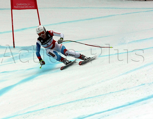 11.02.2011  FIS ALPINE WORLD SKI CHAMPIONSHIPS. SUTER Fabienne in Garmisch-Partenkirchen, Germany.