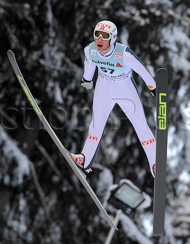 18 12 2009 Ski jumping Ski jumping World Cup in Engelberg 18 12 2009 Johann Remen Evensen NOR Skiing Ski Nordic 2010