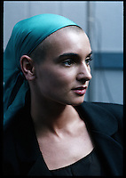Sinead O'Connor photographed in San Francisco, CA October 7, 1990 © Jay Blakesberg/MediaPunch