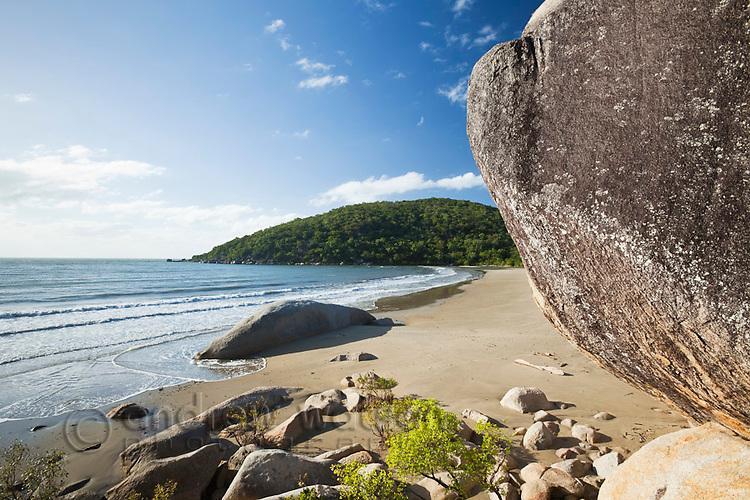 Beach at Cherry Tree Bay.  Cooktown, Queensland, Australia