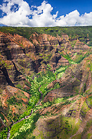 Waimea Canyon, Kauai, Hawaii, USA