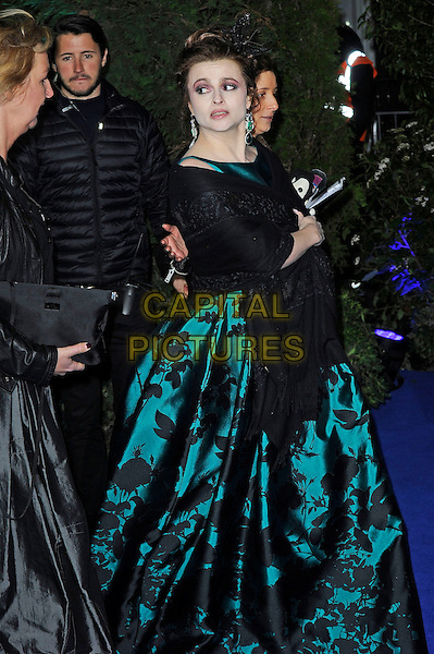 LONDON, ENGLAND - MARCH 19: Helena Bonham Carter attending the 'Cinderella' UK Premiere at Odeon Cinema, Leicester Square on March 19, 2015 in London, England<br /> CAP/MAR<br /> &copy; Martin Harris/Capital Pictures