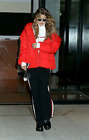 www.acepixs.com<br /> <br /> November 14 2017, New York City<br /> <br /> Model Gigi Hadid leaves her East Village apartment on November 14 2017 in New York City<br /> <br /> By Line: Philip Vaughan/ACE Pictures<br /> <br /> <br /> ACE Pictures Inc<br /> Tel: 6467670430<br /> Email: info@acepixs.com<br /> www.acepixs.com