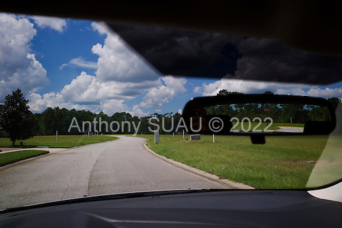 Ormond, Florida<br /> September 13, 2013<br />  <br /> Neighborhood with many empty lots still there from the housing crisis but new building is beginning.