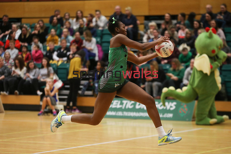 Vitality Super League<br /> Celtic Dragons v Wasps<br /> 18.02.19<br /> ©Steve Pope<br /> Sportingwales