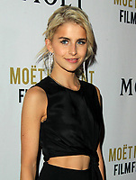 5 January 2018 - Los Angeles, California - Caroline Daur. Moet &amp; Chandon Celebrates the 3rd Annual Moet Moment Film Festival Golden Globes Week held at Poppy in Los Angeles. <br /> CAP/ADM<br /> &copy;ADM/Capital Pictures