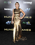 Jennifer Lawrence attends the Lionsgate World Premiere of The hunger Games held at The Nokia Theater Live in Los Angeles, California on March 12,2012                                                                               © 2012 DVS / Hollywood Press Agency