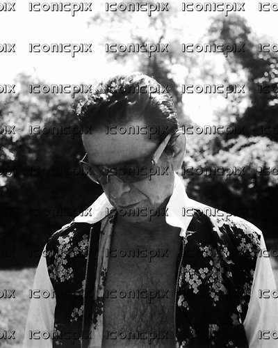 LOU REED - 2002.  Photo credit: Gema Archive/IconicPix