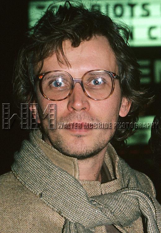 Peter Weller in New York City in 1981.
