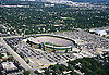 AErial view of Lambeau Field, home of the Greenbay Packers