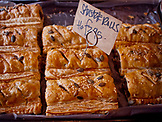 ENGLAND, Brighton, Sausage Rolls at Marmalade Cafe