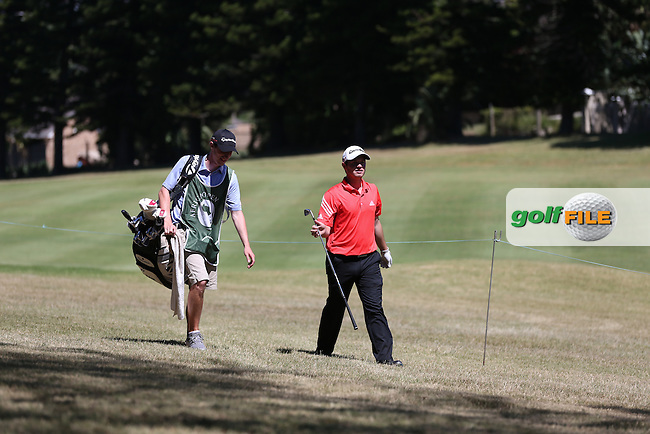 Sam Hutsby (ENG) during Round Three of the Africa Open 2015 at the East London Golf Club, East London, Eastern Cape, South Africa. Picture:  David Lloyd / www.golffile.ie. 07/03/2015