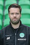 sportwetenschapper Wouter Frencken of FC Groningen,