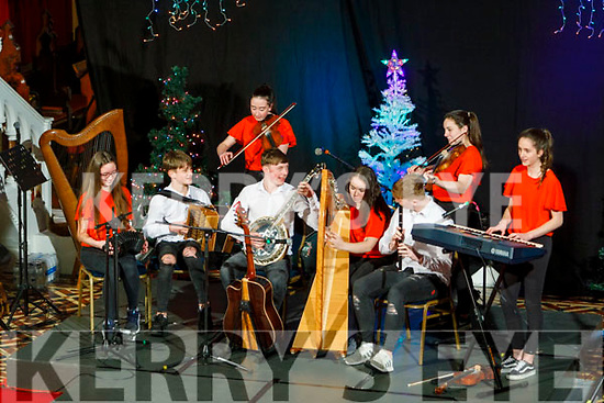 Tralee branch of the Red Cross Christmas Concert at St Johns in Ashe Street.