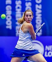 Rotterdam, Netherlands, December 13, 2017, Topsportcentrum, Ned. Loterij NK Tennis, Nikki Luttikhuis (NED)<br /> Photo: Tennisimages/Henk Koster