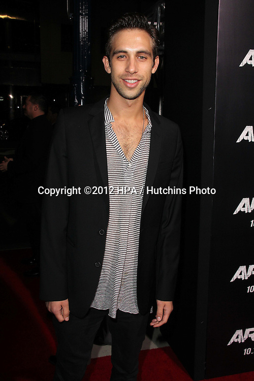 """LOS ANGELES - OCT 4:  Blake Berris arrives at the """"ARGO"""" Premiere at Samuel Goldwyn Theater on October 4, 2012 in Beverly Hills, CA"""