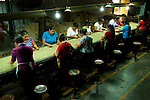 Coffee Mill, Assembly Line, Finca Malacara, El Salvador