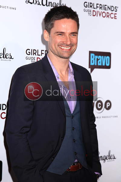 "Warren Christie<br /> at the ""Girlfriends Guide to Divorce"" Premiere Screening, Ace Hotel, Los Angeles, CA 11-18-14<br /> David Edwards/DailyCeleb.com 818-915-4440"