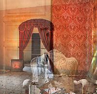 Eclosi&oacute; d'una escena<br /> <br /> Llisca la llum damunt de les rajoles,<br /> s'inclina dins de l'aire i cisella<br /> l'antiga dignitat d'aquesta estan&ccedil;a,<br /> la distinci&oacute; del cortinatge de vellut vermell,<br /> un marc despr&egrave;s,<br /> les portes i el paper pintat,<br /> la butaca amb la tapisseria atrotinada,<br /> miratges d'un m&oacute;n que no existeix<br /> i que trobava entre aquestes sales<br /> l'espai on recon&egrave;ixer-se.<br /> <br /> Uns plats a terra,<br /> unes ampolles a la llar de foc,<br /> unes peces de roba escampades,<br /> ressons d'un altre temps,<br /> d'altres naufragis.<br /> <br /> Bevem a glops amargs<br /> l'instant i la nost&agrave;lgia de l'instant.<br /> <br /> Carles Duarte i Montserrat