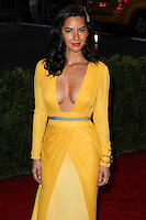 "NEW YORK CITY, NY, USA - MAY 05: Olivia Munn at the ""Charles James: Beyond Fashion"" Costume Institute Gala held at the Metropolitan Museum of Art on May 5, 2014 in New York City, New York, United States. (Photo by Xavier Collin/Celebrity Monitor)"