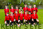 Tralee Dynamo at the John Joe Naughton U13 Kerry Cup Quarter Final at Cahermoneen Tralee Dynamo v Killorglin A on Thursday