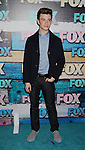 WEST HOLLYWOOD, CA - JULY 23: Chris Colfer arrives at the FOX All-Star Party on July 23, 2012 in West Hollywood, California.