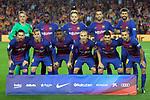 League Santander 2017/2018. Game: 03.<br /> FC Barcelona vs RCD Espanyol: 5-0.