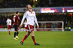 Sheffield United's Martyn Woolford dejected after a missed shot - Sheffield United vs Bradford City - Skybet League One - Bramall Lane - Sheffield - 28/12/2015 Pic Philip Oldham/SportImage