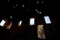 Viana_ES, Brasil...Interior da Igreja Nossa Senhora de Belem...Inside in Nossa Senhora de Belem church...Foto: LEO DRUMOND / NITRO