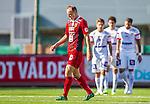 S&ouml;dert&auml;lje 2015-08-01 Fotboll Superettan Assyriska FF - &Ouml;stersunds FK :  <br /> &Ouml;stersunds Dragan Kapcevic deppar under matchen mellan Assyriska FF och &Ouml;stersunds FK <br /> (Foto: Kenta J&ouml;nsson) Nyckelord:  Assyriska AFF S&ouml;dert&auml;lje Fotbollsarena Superettan &Ouml;stersund &Ouml;FK depp besviken besvikelse sorg ledsen deppig nedst&auml;md uppgiven sad disappointment disappointed dejected