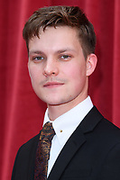 Thomas Atkinson<br /> arriving for the British Soap Awards 2018 at the Hackney Empire, London<br /> <br /> ©Ash Knotek  D3405  02/06/2018