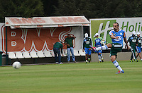 ATENÇÃO EDITOR: FOTO EMBARGADA PARA VEÍCULOS INTERNACIONAIS. SAO PAULO, 14 DE SETEMBRO DE 2012 - TREINO PALMEIRAS -  O Jogador Barcos durante treino do Palmeiras no CT do clube, na regiao oeste da capital, na tarde desta sexta feira. FOTO: ALEXANDRE MOREIRA - BRAZIL PHOTO PRESS